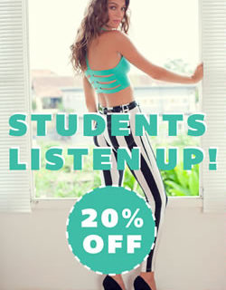 Motel Rocks Student Discount Codes